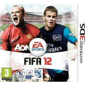 Fifa 12 Nintendo (3ds) £17.99 @ Amazon