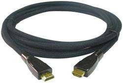 HDMI 2 Metre Cable 24k Gold Plated £1.49 @ Bee