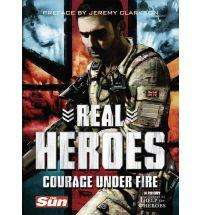 Real Heroes: Courage Under Fire (A4 Hardback) £3.94 @ The Book Depository/ £4.17 through Play.com (rrp £12.99) Proceeds go to Help for Heroes.