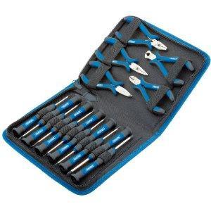 Draper 48958 16-Piece Precision Pliers and Screwdriver Set - £14.00 @ Amazon