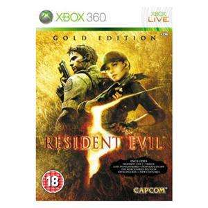 Resident Evil 5 Gold Edition Xbox360 £10 @ Play.com