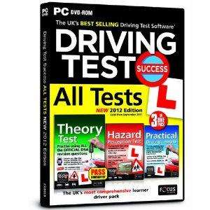Driving Test Success All Tests 2012 Edition (PC) = £6 @ Amazon