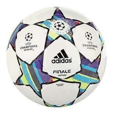 White 'Finale Capitano' ball - Debenhams - £6.80