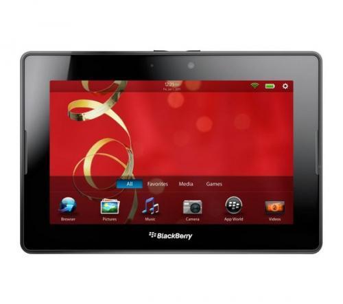 Blackberry Playbook 16GB Tablet £205.80 Delivered @ pixmania