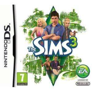 the sims 3 on ds £10 delivered - amazon
