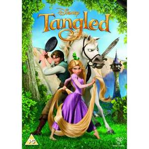 Disney's Tangled (DVD) £5 @ Amazon.co.uk