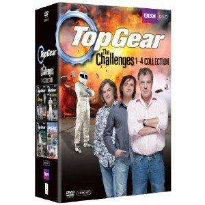 Top Gear - The Challenges 1-4 Collection [DVD] - £15.99 @ Amazon & Play
