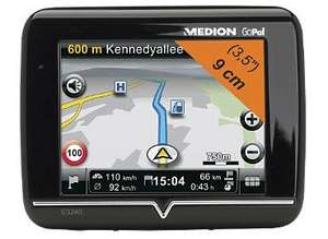 """GoPal® E3240 3.5"""" Sat Nav with traffic and speed cams 75.95 (inc P&P) @ medion"""