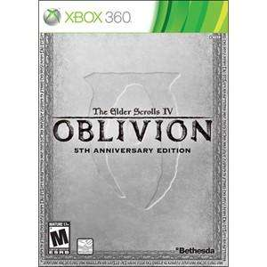 The Elder Scrolls IV: Oblivion 5th Anniversary Edition (Xbox 360) - £14.99 delivered @ Game