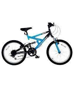 "20"" dual suspension mountain bike £48.98 at argos/ebay"
