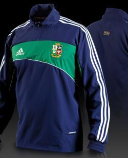 adidas British Lions Windbreaker £10 @ Sports Direct (+ £3.99 P&P)