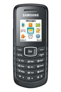 Samsung E1080 @ CPW £4.95 Plus £10 topup Free Delivery