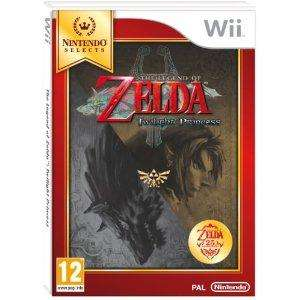 Nintendo Selects: The Legend Of Zelda: Twilight Princess (Wii) - £10 Delivered @ Amazon