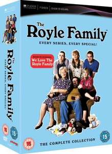 The Royle Family: The Complete Collection £14.98 delivered @SendIt