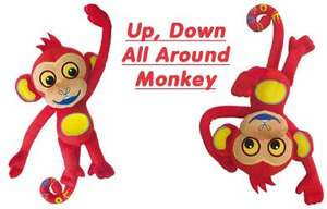 Tinga Tinga Tales - Up, Down, All Around Monkey £7.50 Delivered to store @ The entertainer