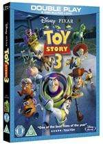Toy Story 3 - Blu-ray (double play+DVD) £7.99 @ base