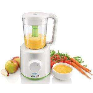 Philips AVENT SCF870/21 Combined Baby Food Steamer and Blender - £56.43 @ Amazon