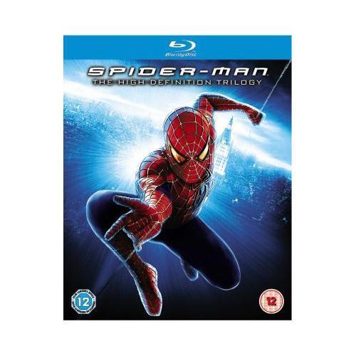 Spider-Man 1, 2 And 3 (Blu-ray) - £12.98 Delivered @ Sendit