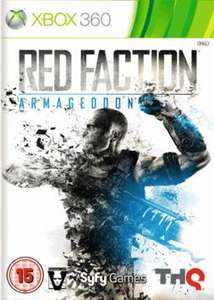 Red Faction: Armageddon xbox 360 GAME £4.44 with Code