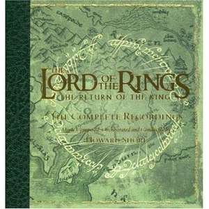 The Lord Of The Rings: The Return Of The King Complete Recordings £25.57p delivered @ Amazon