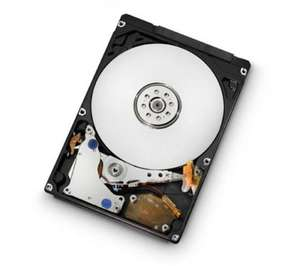 "HITACHI Travelstar Internal 2.5"" SATA Hard Drive - 250GB delivered £39.99 @ Currys"