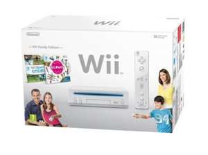 Nintendo Family Wii Console 'Family' Package only £99.99 @ Comet eBay
