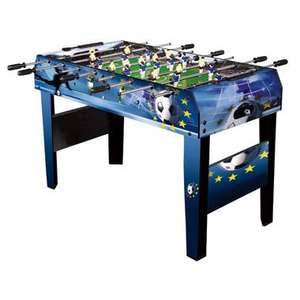 4ft Table Football £39 & Free Delivery @ smyths toys