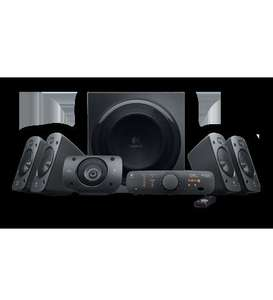 Z906 5.1 surround system £214.99 delivered - Amazon