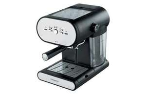 """Which """"best buy"""" cookworks espresso machine - £35.29 - argos reserve and collect"""