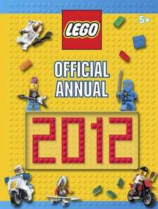 Various 2012 Annuals £3.99 @ Argos R&C Inc. Lego, Top Gear, Spongebob