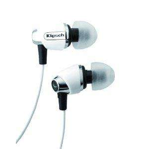 Play.com - Klipsch S4 in white @17.99