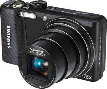 Samsung WB690 (Black or Silver) 12MP 18x Optical Zoom Camera + £10 Voucher @ Argos £119.99