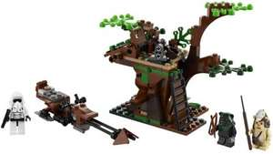 LEGO Star Wars: Ewok Attack (7956) £13.49 from thehut.com