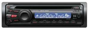 Sony CDX-GT25 CD Radio with MP3 Connectivity  £50.99 @ Halfords