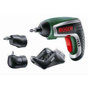 Bosch IXO Cordless Lithium-Ion Screwdriver [[[WITH EXTRAS]]] £27.99 Delivered @ Amazon
