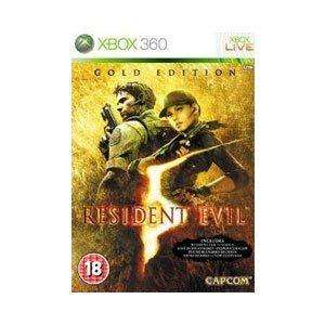 Resident Evil 5 - Gold Edition (Xbox 360) £10 @ Amazon