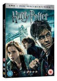 Harry Potter And The Deathly Hallows Part 2 - 2disc DVD £8 @ ASDA