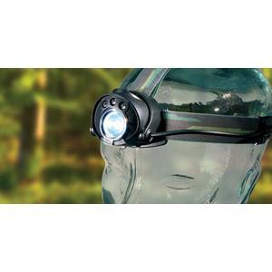 "Ring LED Cyba Lite ""Oculus"" 1 Watt Focus Control Headlight with 3 Coloured LED's ~ Ref RT5138 - NEW MODEL £16.99 - 7dayshop.com"