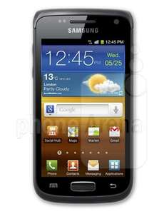 Samsung Galaxy W I8150 Sim free Android Smartphone £233.27 @ Amazon sold by SMART BARGAINS