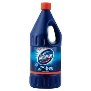 Domestos 24 Hour Thick Bleach Original Blue @ co-op Big 2 litre £1.50