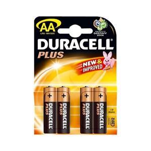 Duracell Plus Power (various packs) BOGOF @ Morrisons (£3.79 each)