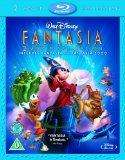 Fantasia / Fantasia 2000: Double Pack (Blu-ray) - £10.99 Delivered @ Play.com