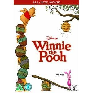 Winnie the Pooh 2011 [DVD] - £5.99 @ Amazon