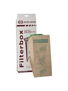 SEBO X Series Vacuum Bags, House of Fraser only £8.09 in the sale.
