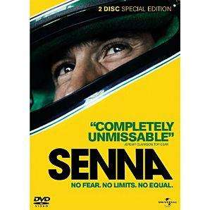 Senna DVD - £9 at ASDA Direct.