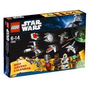 Lego Star Wars Advent Calender at Amazon £24.99