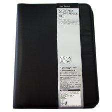 Tesco A4 Zip Conference File was £7.99 now £1 instore and online @tesco