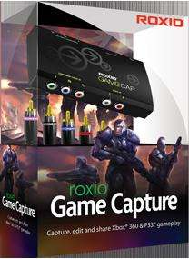 Roxio Game Capture 360/PS3 £53.09 Delivered with code ROX40OFF