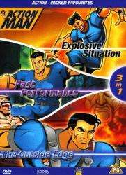 Action Man - Action Packed Favourites @ Bee.com 99p Delivered