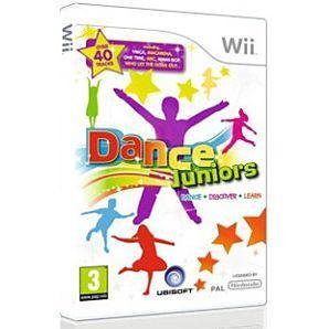 dance juniors wii game £10 instore in asda